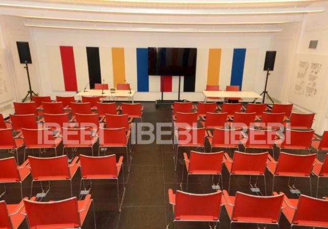 Sedie Multi presso ARS Medica a Roma